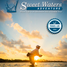 Sweet Waters Adventure Travel Log